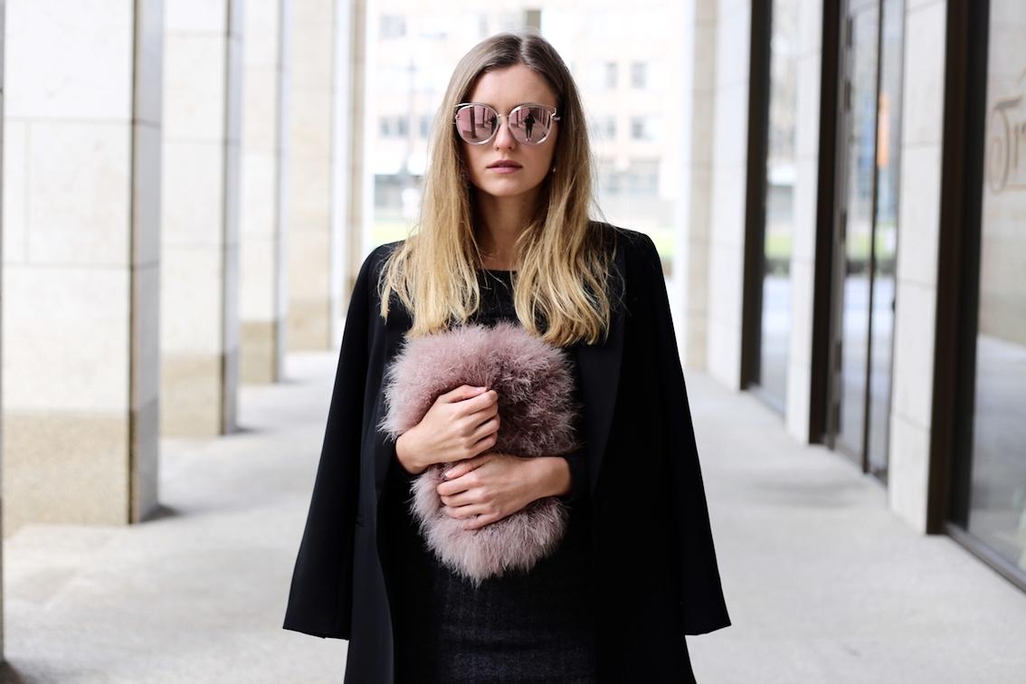 Dior Rosé Mirrored Sunglasses