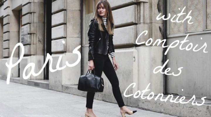 PARIS WITH COMPTOIR DES COTONNIERS