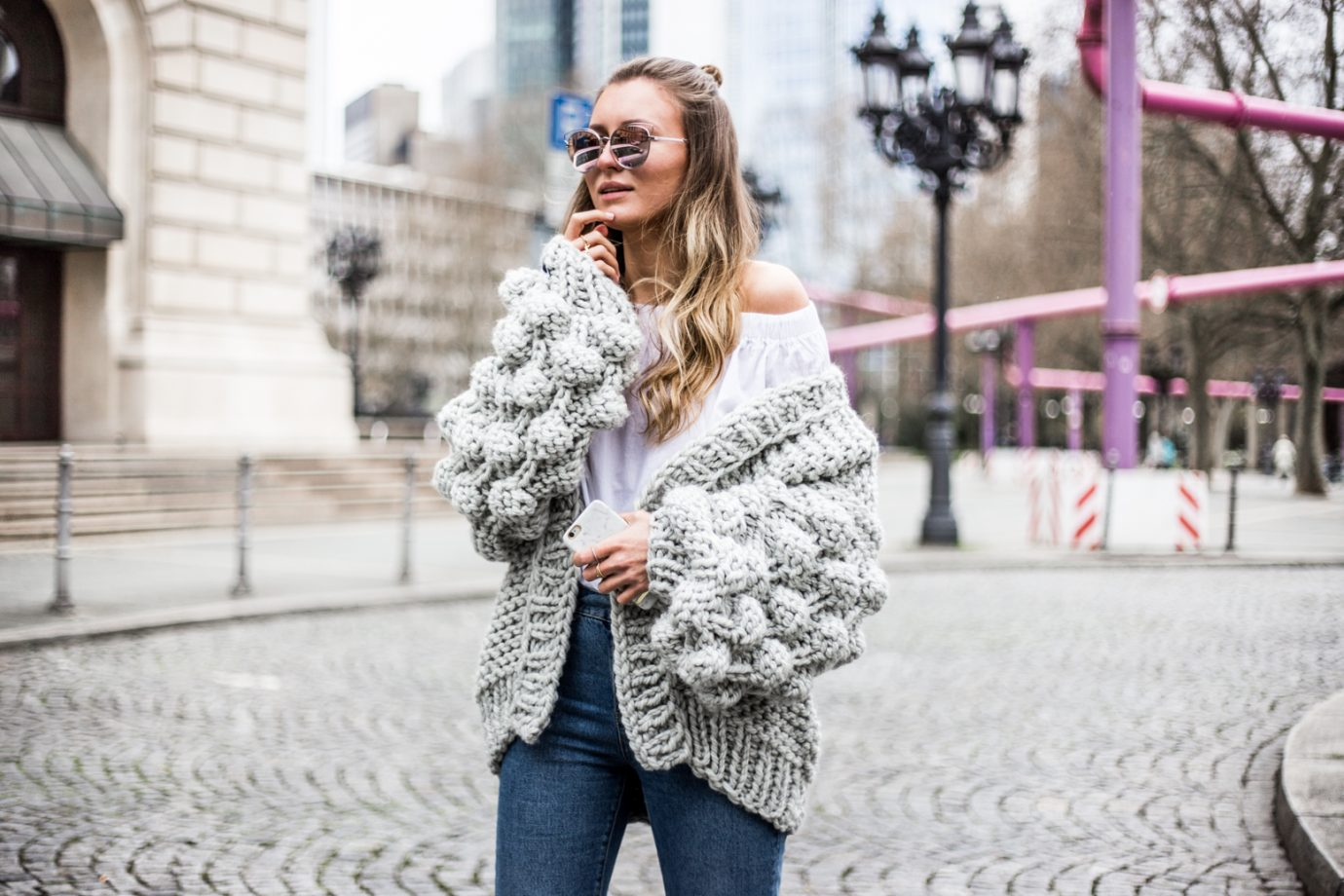 CASUAL CHUNKY KNIT