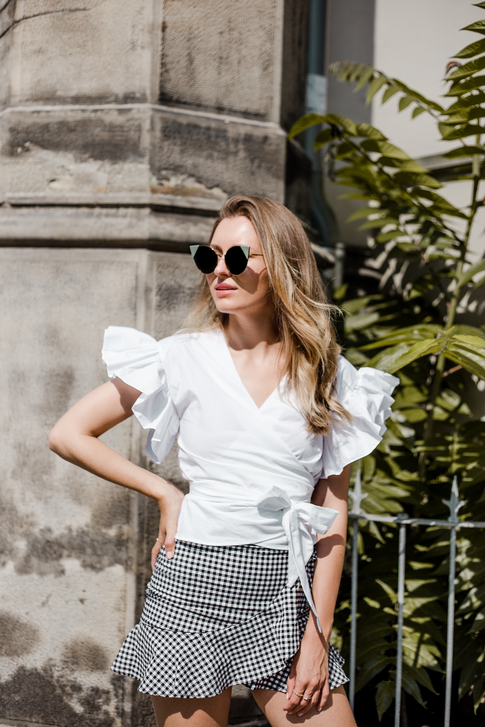 about-you-frill-top-vichy-skirt-livia-auer-2-2