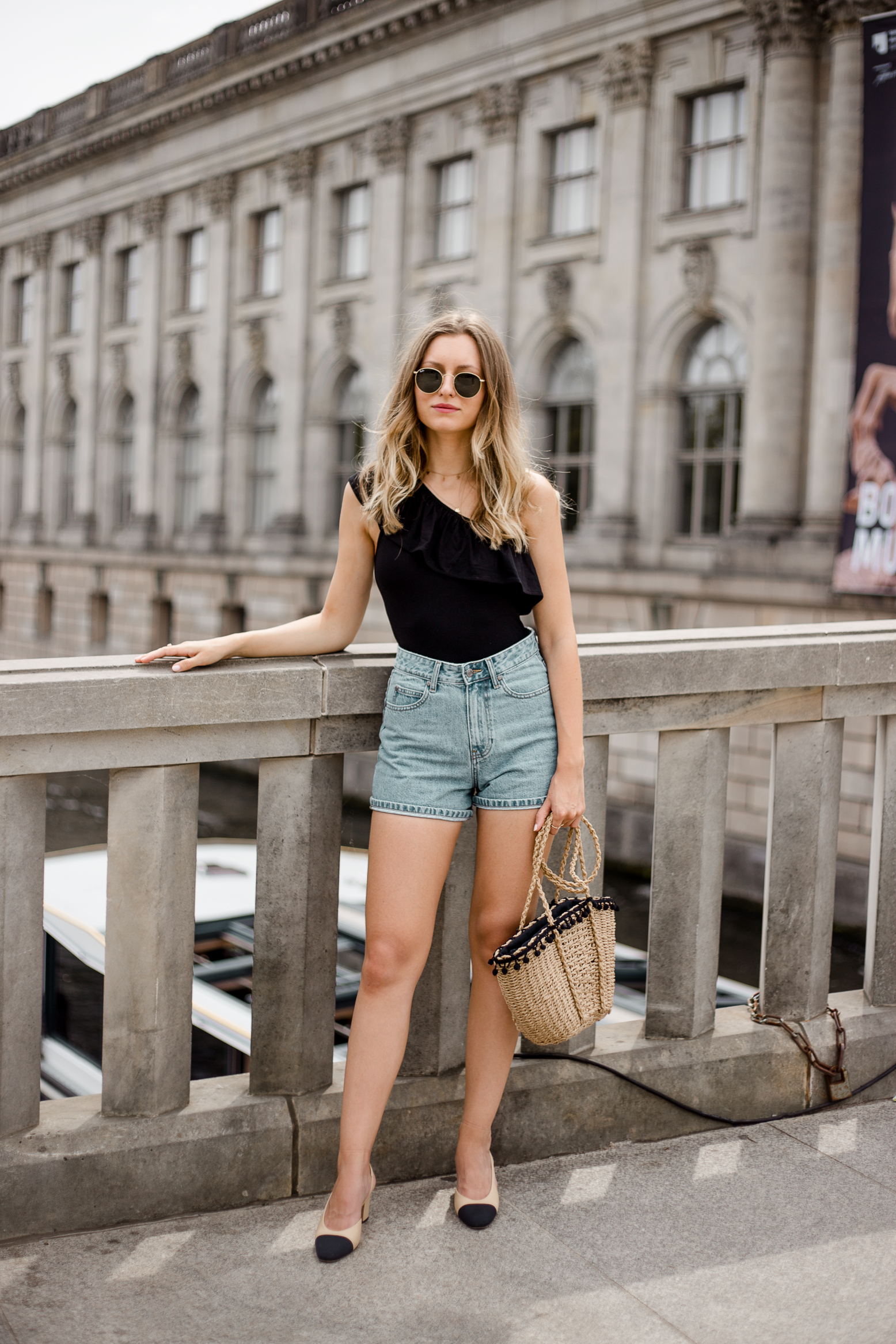 edited-frill-top-denim-shorts-livia-auer-