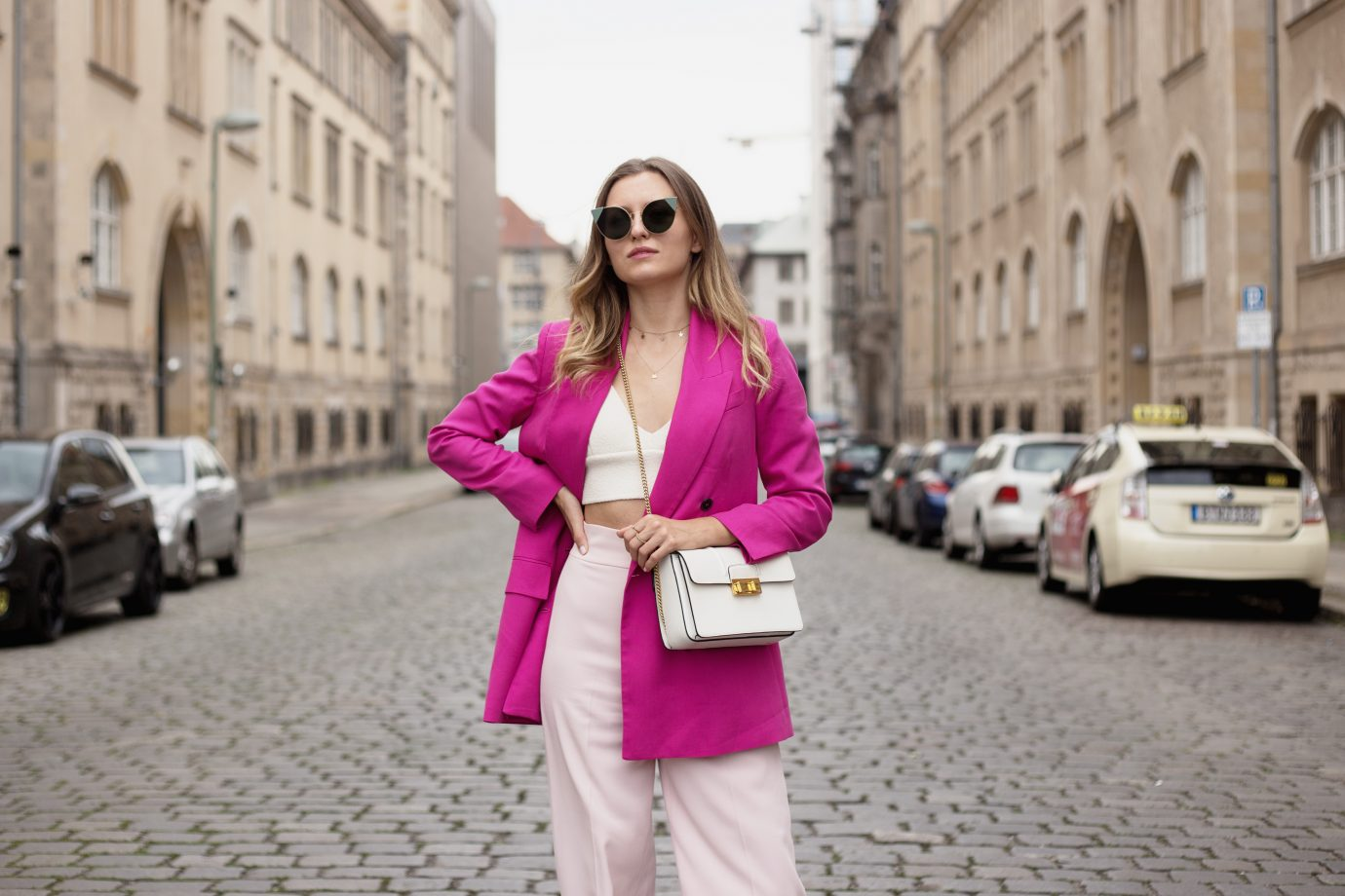 LADY PINK PANTHER IN BERLIN